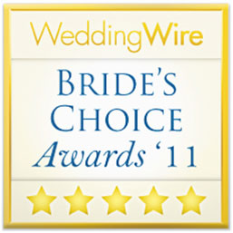 NJ Wedding Photographers and Wedding Videographers Bride's Choice Awards 2011