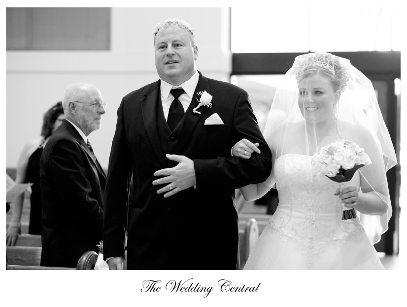 Hotel Indigo Wedding Photos Black and White NJ Wedding Photography