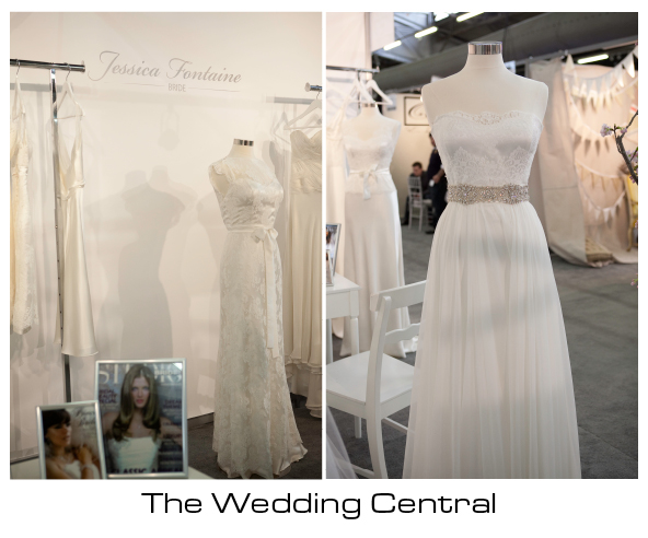 Jessica Fontaine - New York International Bridal Market