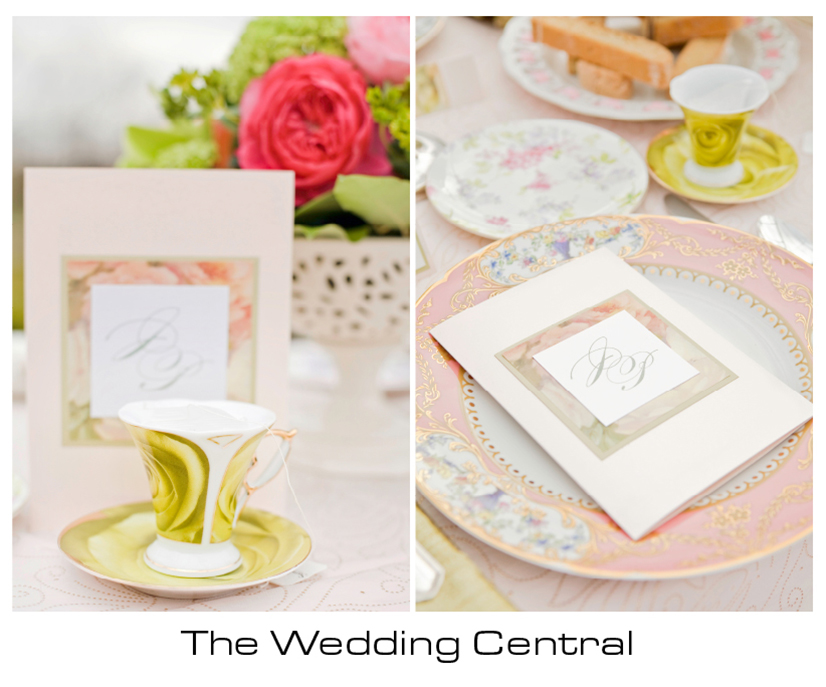 Tea Party styled wedding photos by NJ wedding photographer