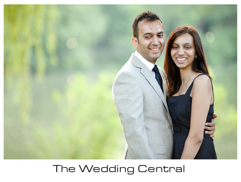 New York Engagement Photographer - Couple smiling