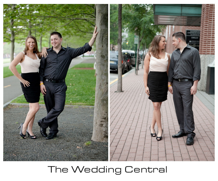 NJ Wedding Photographer , Hoboken engagement photos