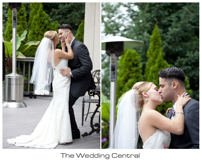 westmount country club wedding photos