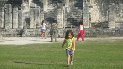 isabella chichen itza - vacations cancun