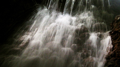 waterfalls xcaret - vacations cancun