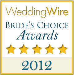 2012 brides choice awards best new jersey wedding photographer and videographer