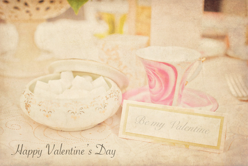 Happy Valentine's Day e-Card - the wedding central