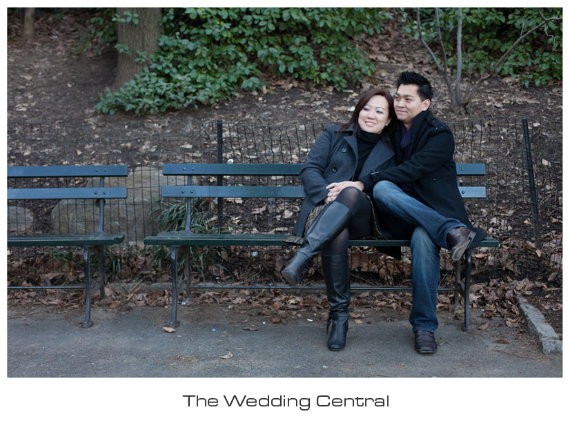 NYC engagement photographer brenda ryan