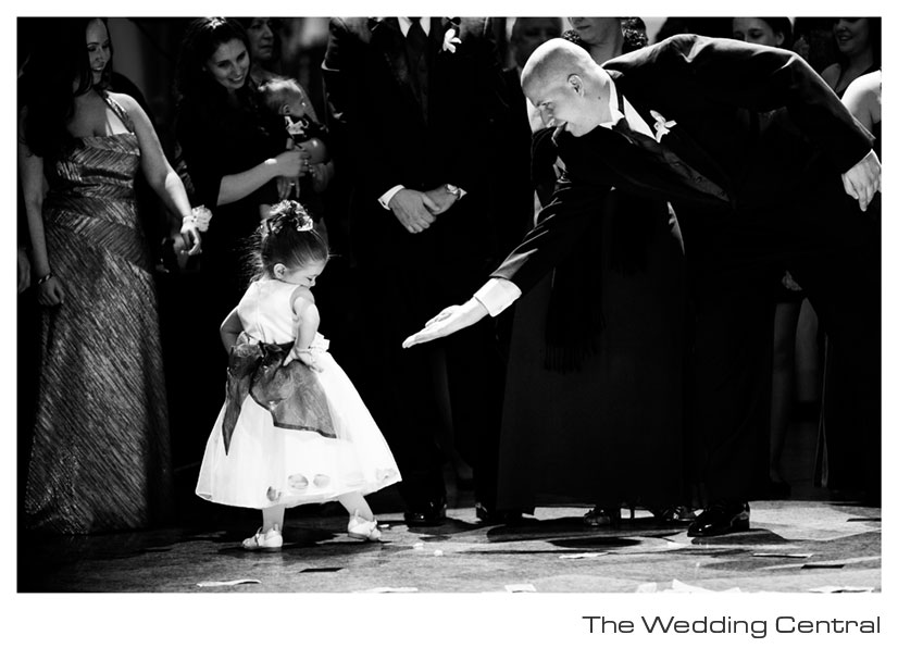 NJ Wedding Photographer - Shall we dance photo of the week