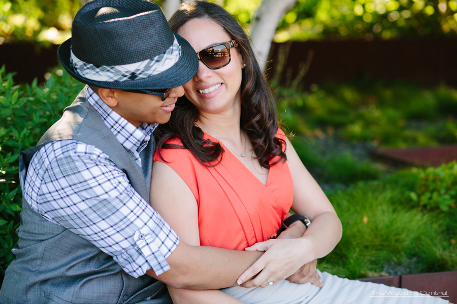 High Line Engagement Photos - NYC - Yadira and Ralph