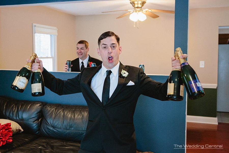The Villa Wedding - NJ wedding Photographer - Mountain lakes