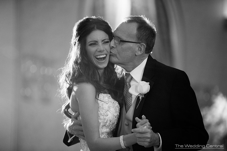 father and daughter dance - the grove wedding photos - nj wedding photographer