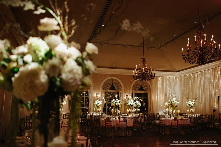 New York Botanical Garden wedding reception - NY Wedding photographer