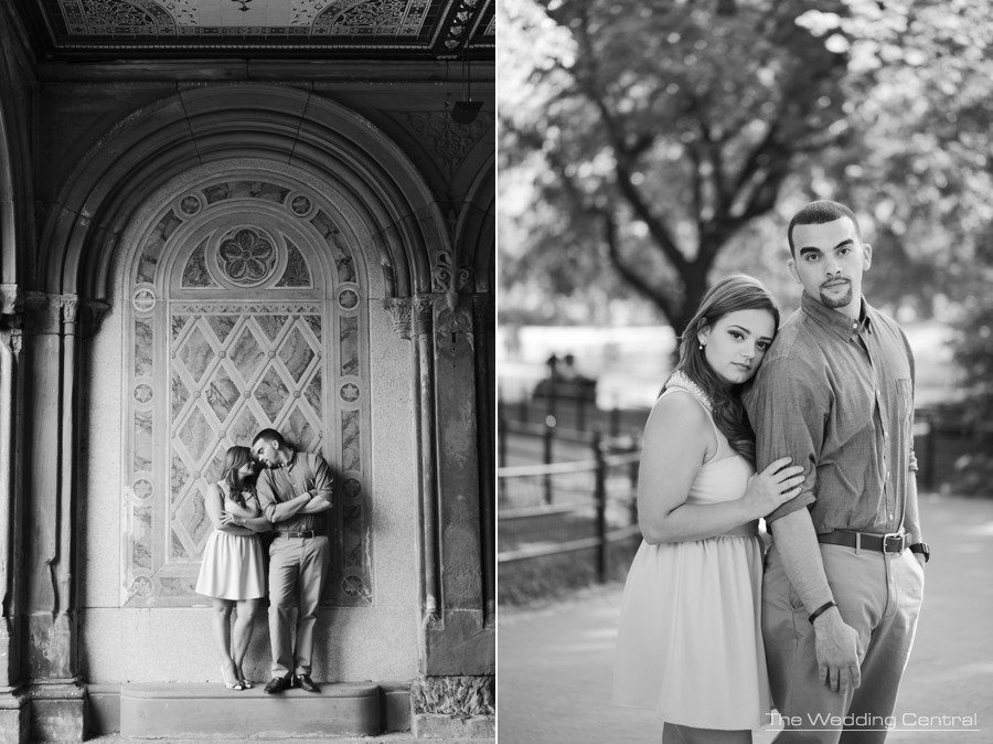 NYC engagement photographer - NYC wedding photographer