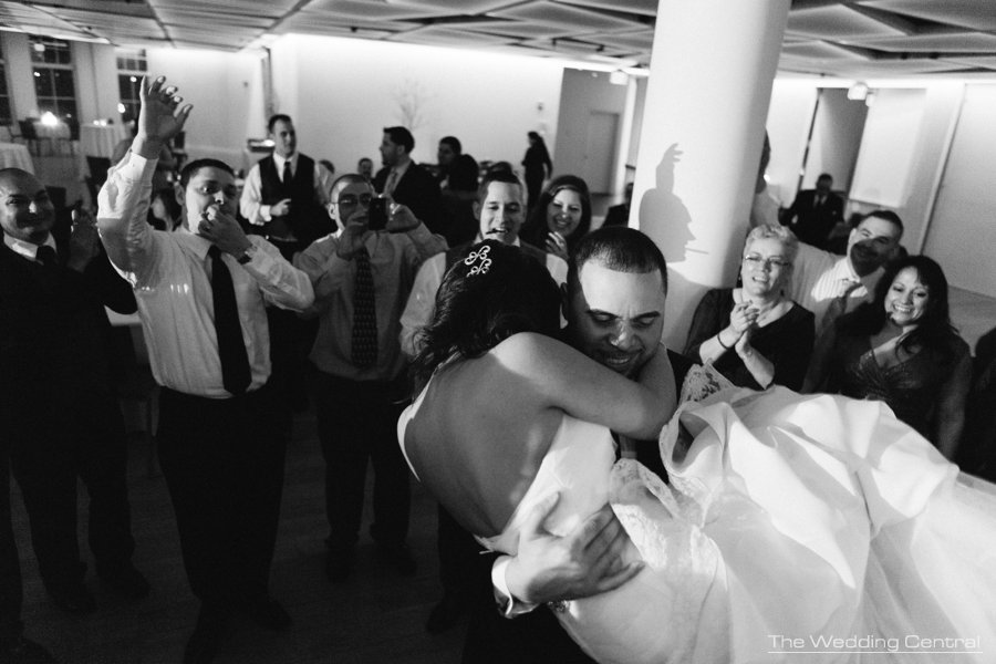 maritime parc reception photos - documentary wedding photography in new jersey