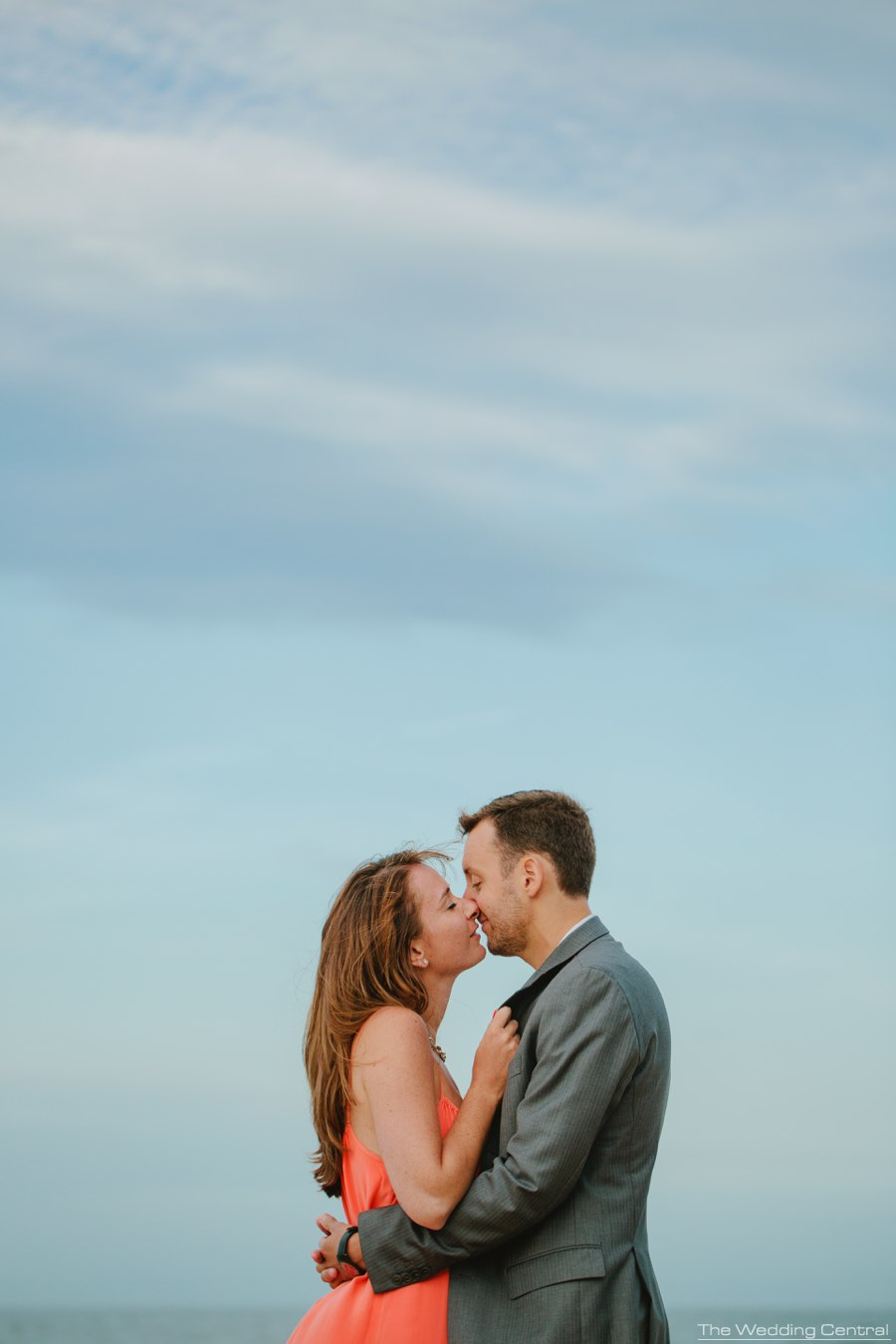 jersey shore engagement photography
