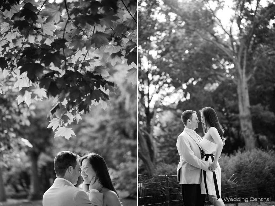 Candid New York Engagement Photography - new york engagement photographer