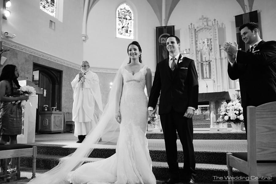 catholic wedding ceremony - nj wedding photography