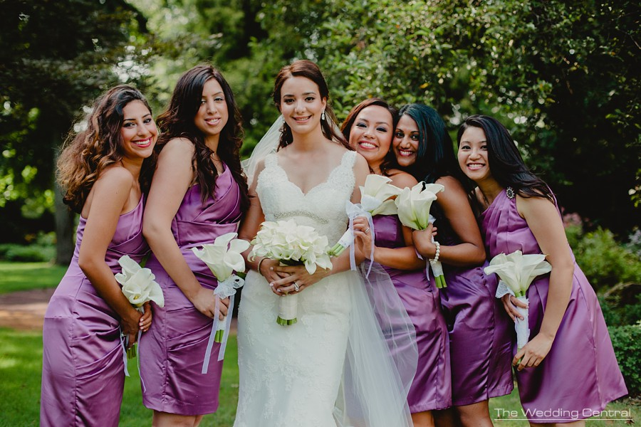 new jersey wedding photographer - bridesmaids portraits