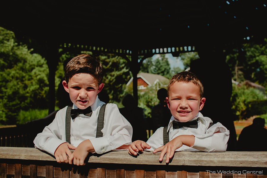 new jersey wedding photographer - kids bridal party