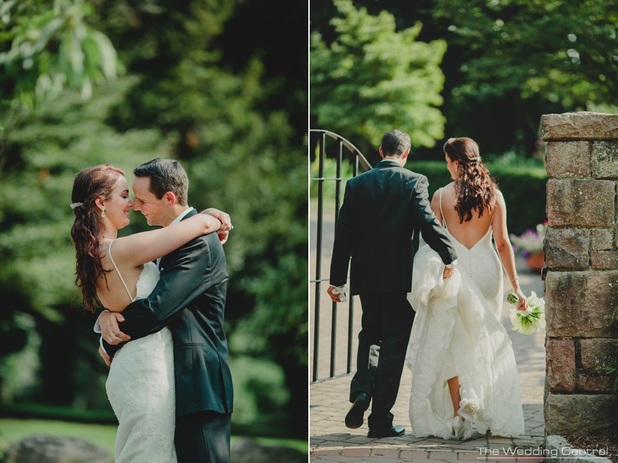new jersey wedding photographer - bride and groom portraits
