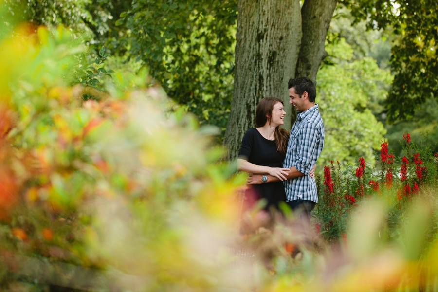 central park engagement photography - new york engagement photographer