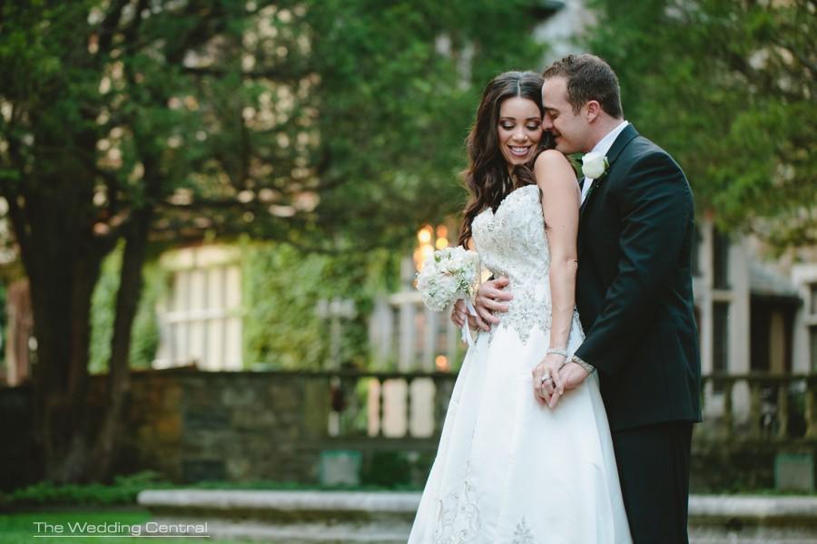 new jersey wedding photographer - botanical gardens wedding photos