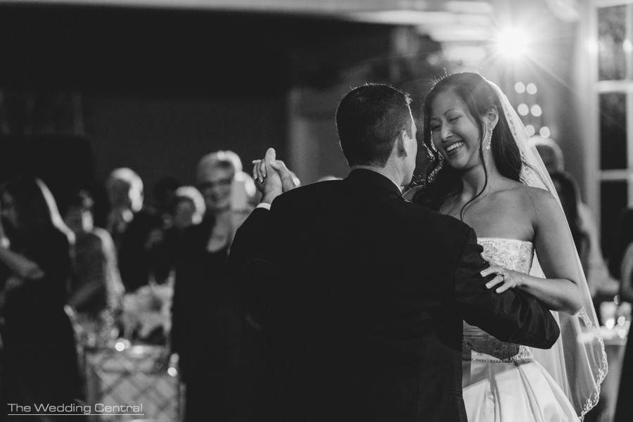 jewish wedding reception at The Palace at Somerset Park wedding in New Jersey