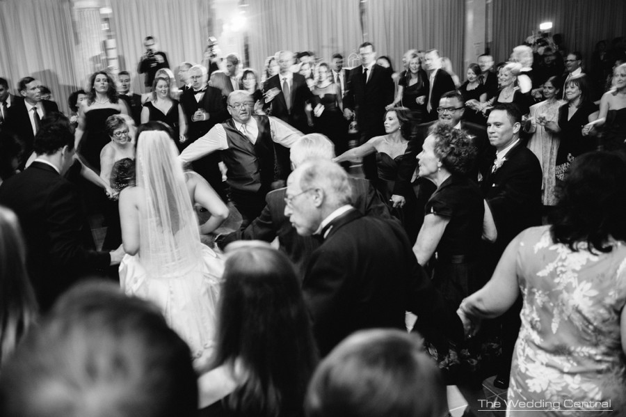 horah jewish wedding reception at The Palace at Somerset Park wedding in New Jersey