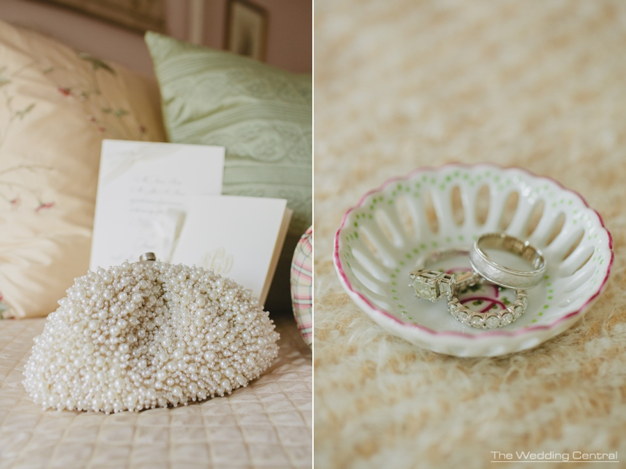 elegant wedding details - Fiddlers elbow country club wedding photography in Bedminster New Jersey