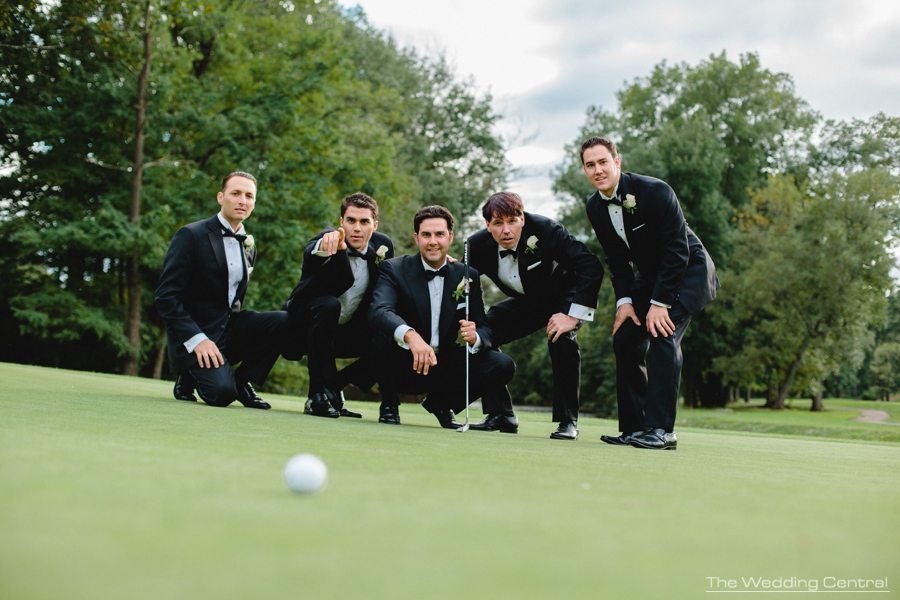 Fiddler's elbow Country Club Wedding Bedminster New Jersey - New Jersey wedding photographer