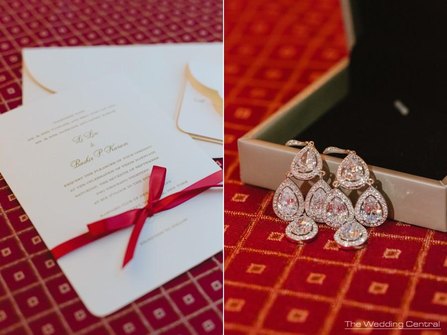 Harvard Club New York City - New York City Wedding photographer