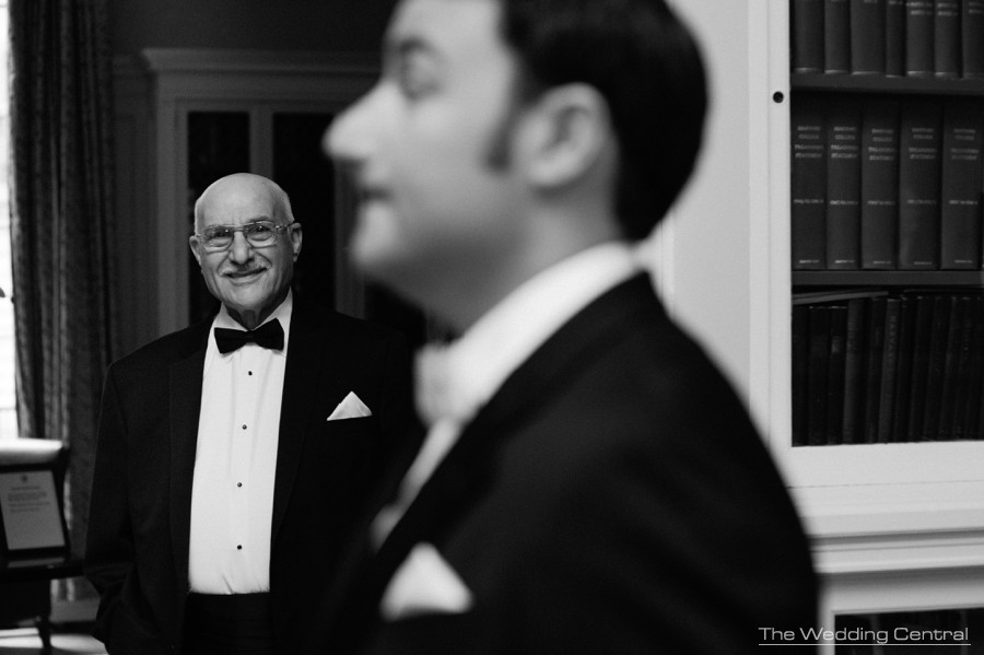 Harvard Club New York City - New York City Wedding photography