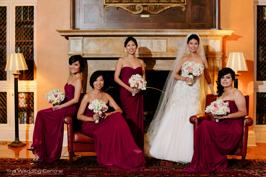 Harvard Club Weddings - New York Wedding Photographer
