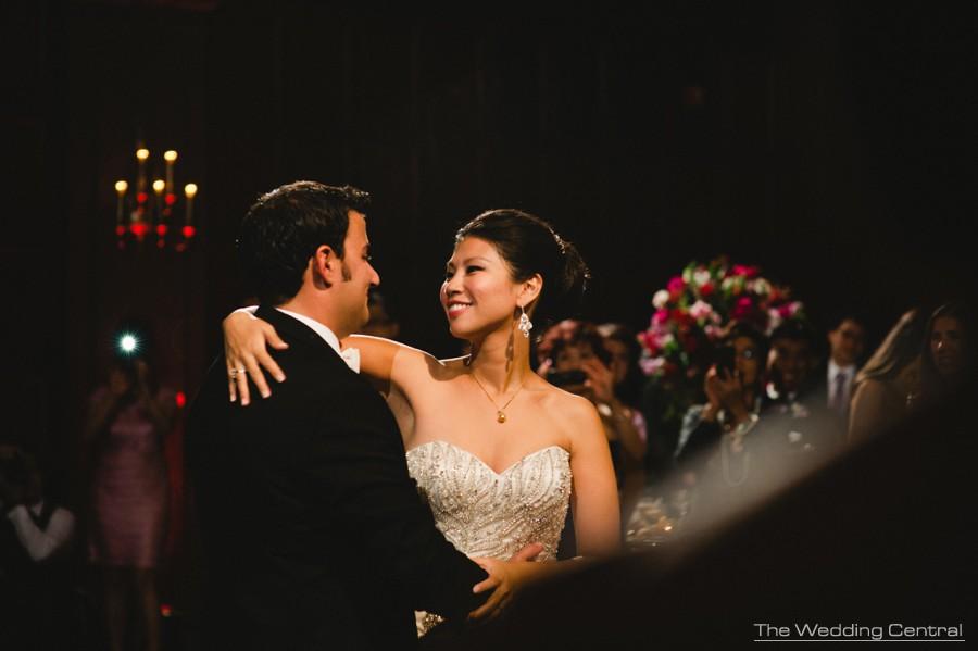Harvard Club New York Weddings - New York Wedding Photography