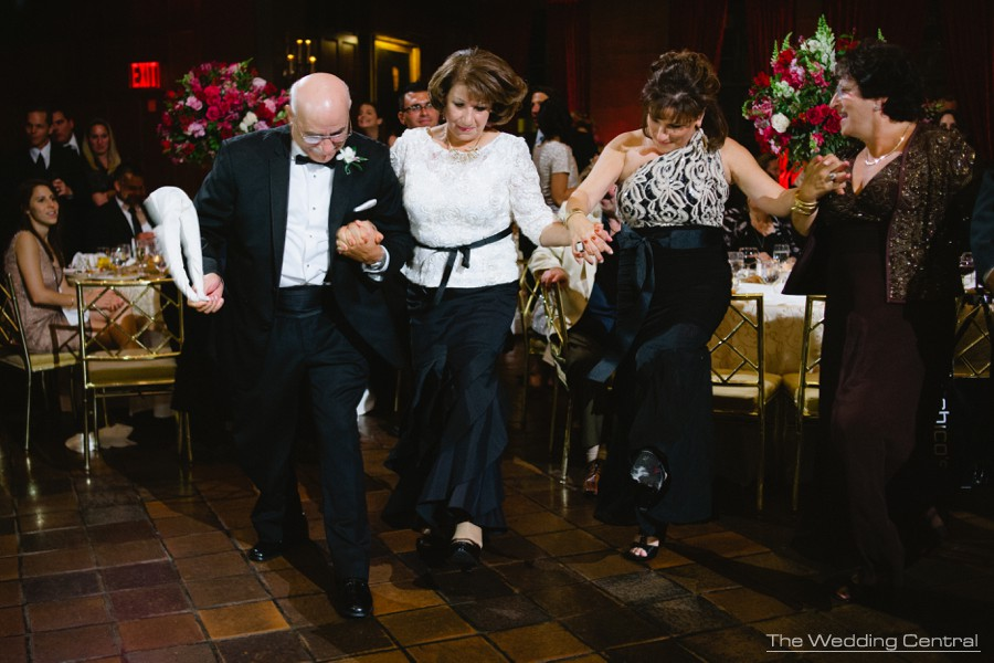 Harvard Club New York Weddings - New York Wedding Photography