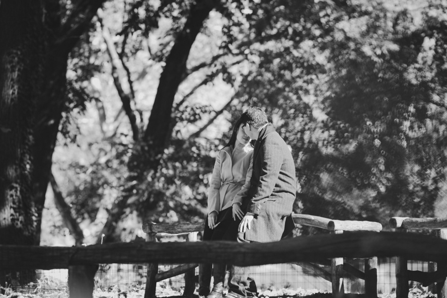 Candid New York City Engagement Photos - Candid engagement photos new york city