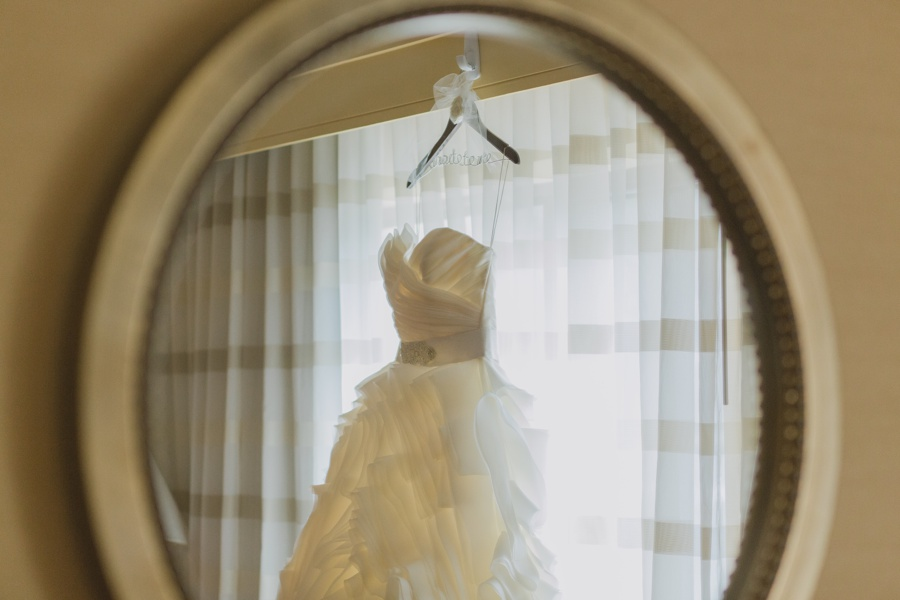 The Place at Somerset Park Wedding Photography - wedding gown - new jersey wedding photographer