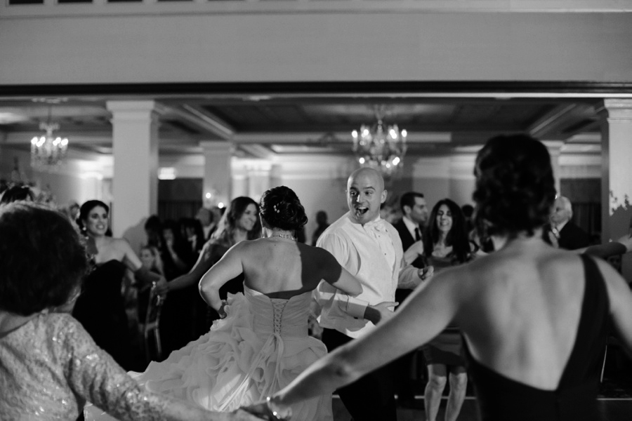 The Palace somerset wedding reception - New Jersey wedding photographer