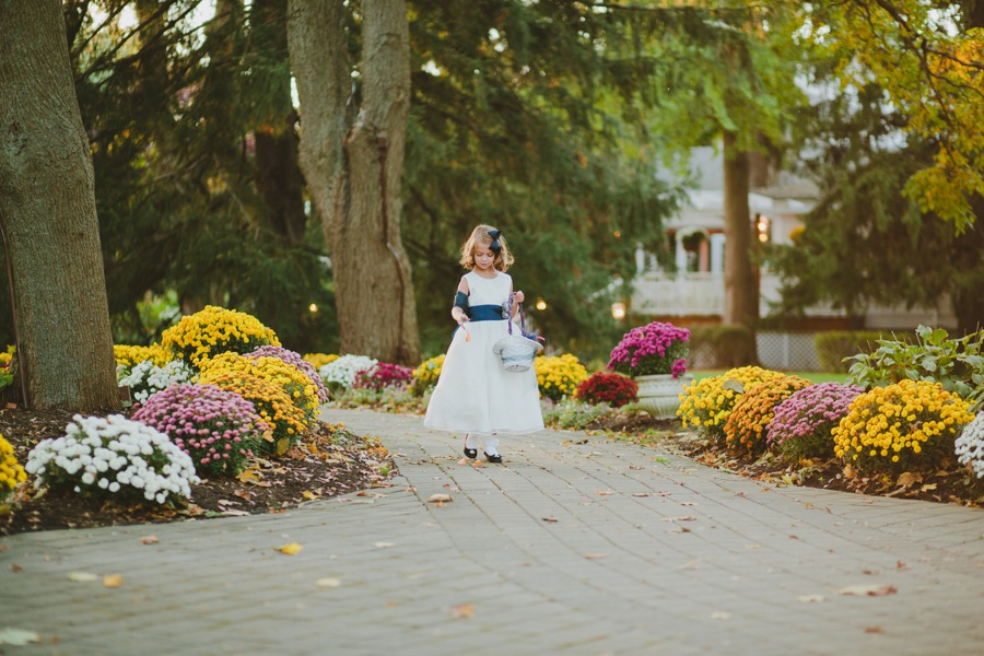 Romantic fall wedding in New Jersey - Mansion at Bretton Woods wedding photos