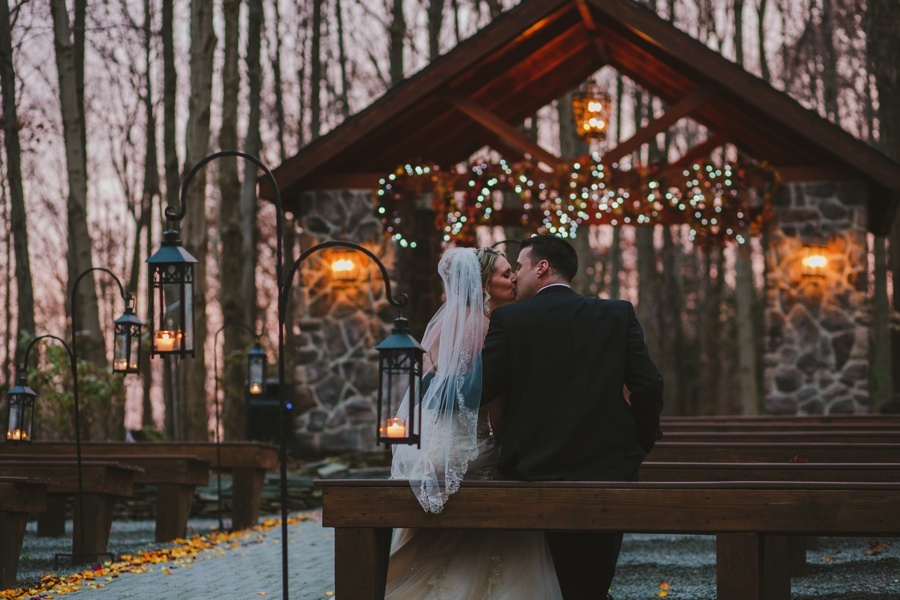 Rustic PA weddings