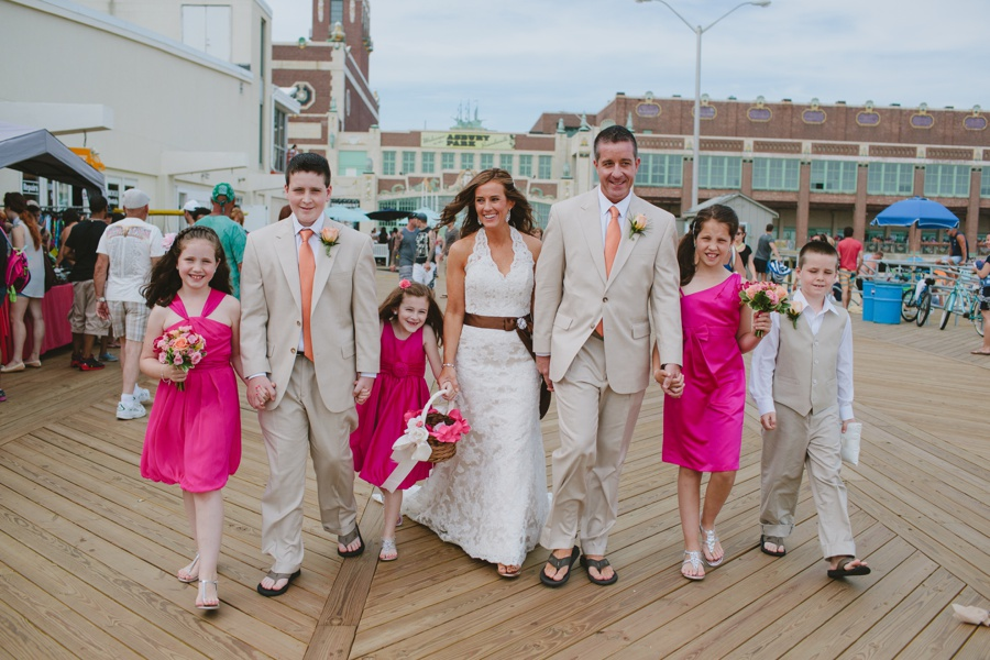 Asbury Park Wedding Photographer