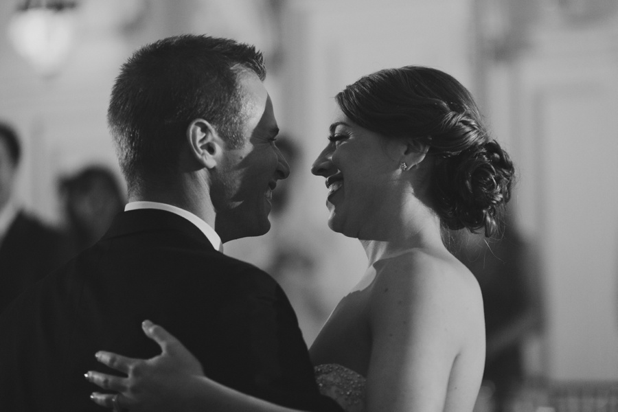 candid wedding reception pictures -  New York Wedding Photography - Bourne Mansion Wedding Photos