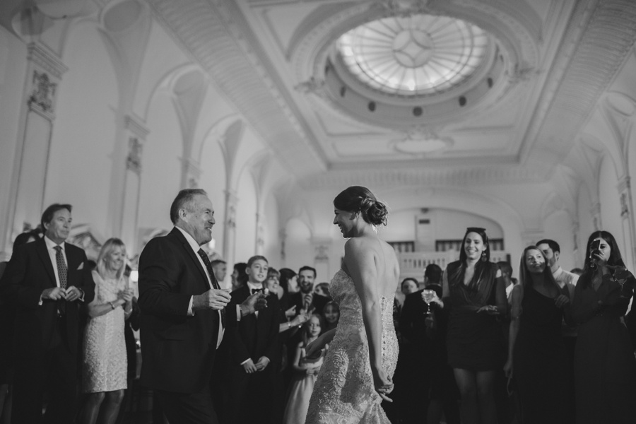 candid wedding reception - Bourne Mansion Wedding Photos - New York Wedding Photography