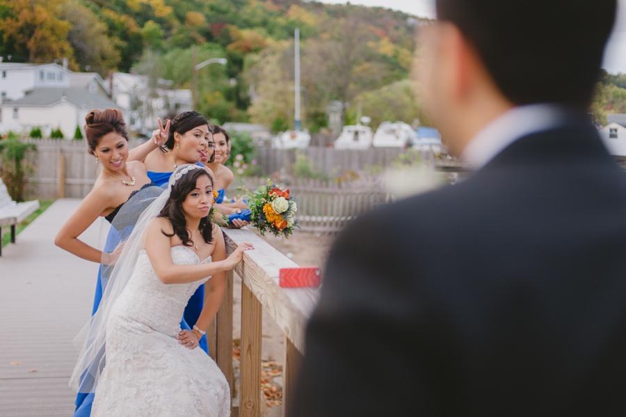 Piermont NY Wedding Photography - NY Wedding Photographer