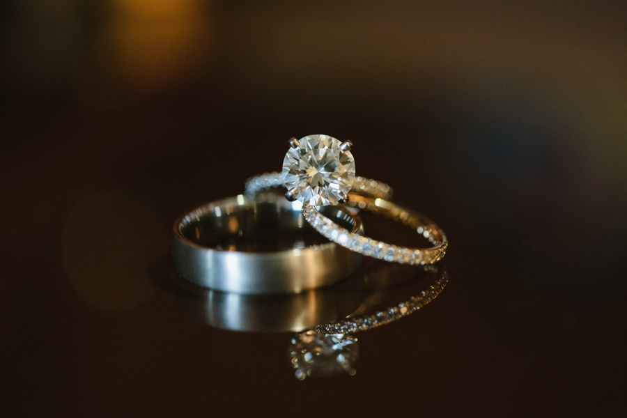 Wedding Ring photos - Liberty House wedding photography