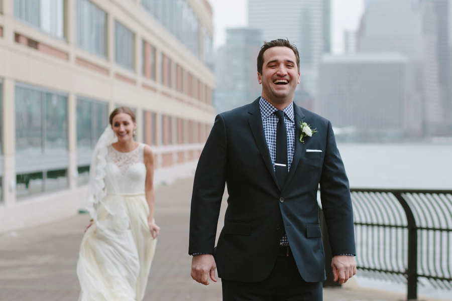 Candid wedding photographer in New Jersey - Hyatt Jersey City wedding photos