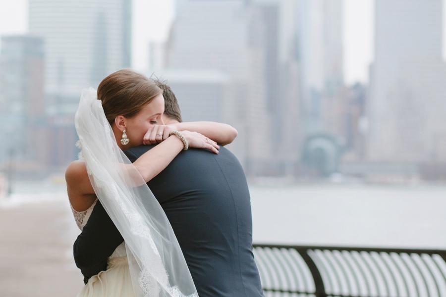 Candid wedding photographer in New Jersey - Hyatt Jersey City wedding photos