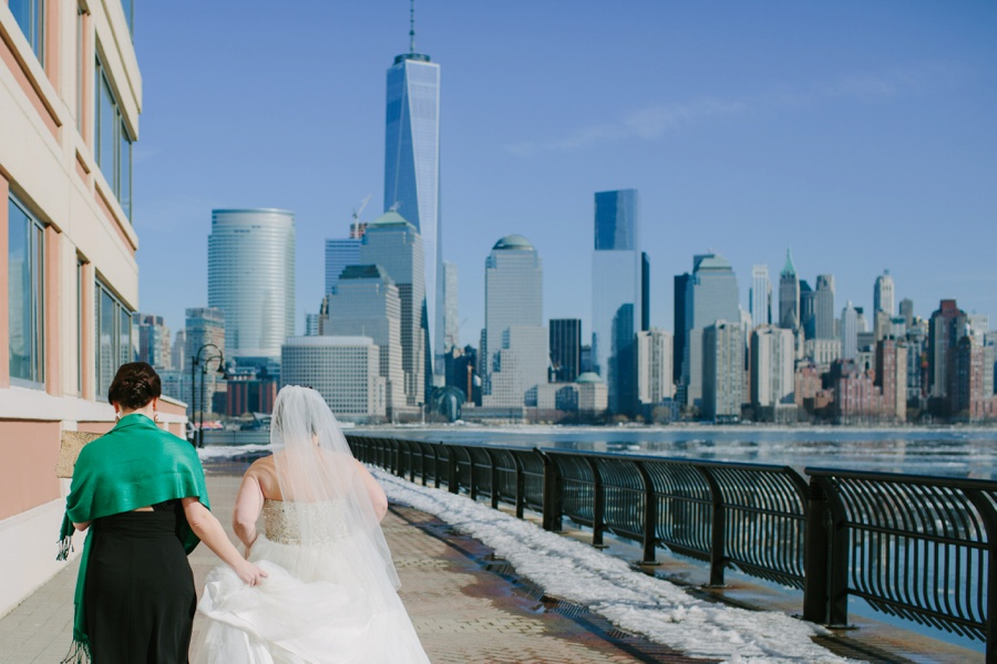 Liberty House Wedding Photos - Documentary Wedding Photography in New Jersey