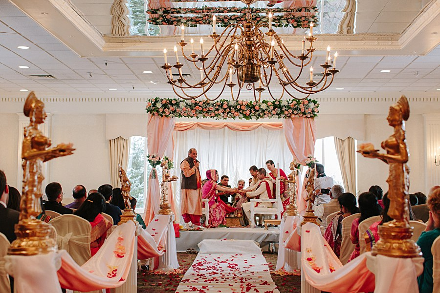 Indian Wedding Ceremony in New Jersey